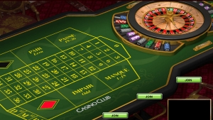 french-roulette online at casino club