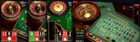 roulette games at online casinos